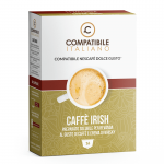 Compatibile Italiano Caffè Irish compatibili Nescafe' Dolce Gusto - 16pz