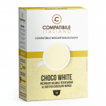 Compatibile Italiano Choco White compatibili Nescafe' Dolce Gusto - 16pz